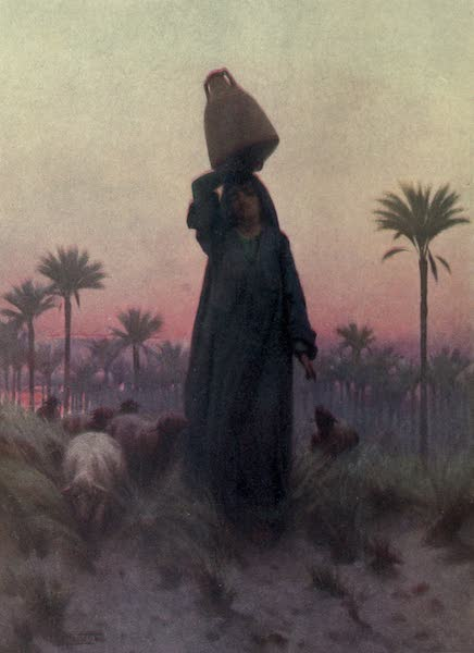 Egypt, Painted and Described - A Daughter of Mizraim (1902)