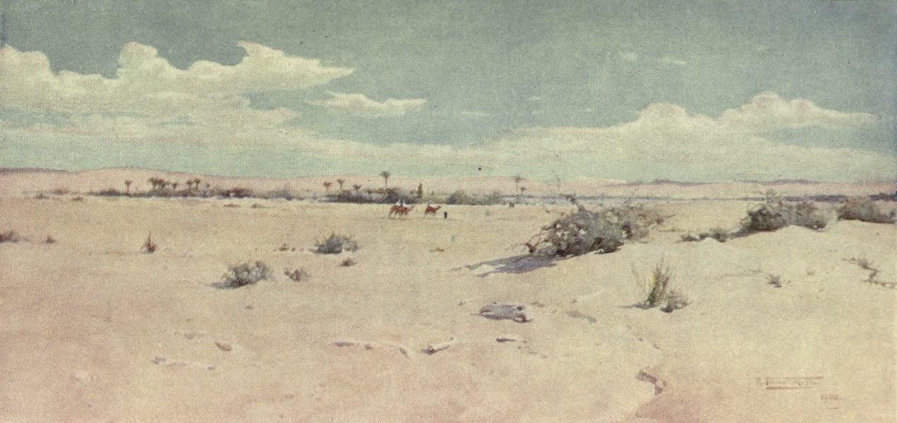 Egypt, Painted and Described - Tel-el-Kebir (1902)