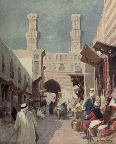 Egypt, Painted and Described - The Bab-Zuweyla (1902)