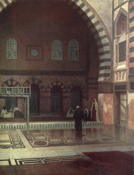 Egypt, Painted and Described - The House of Prayer (1902)