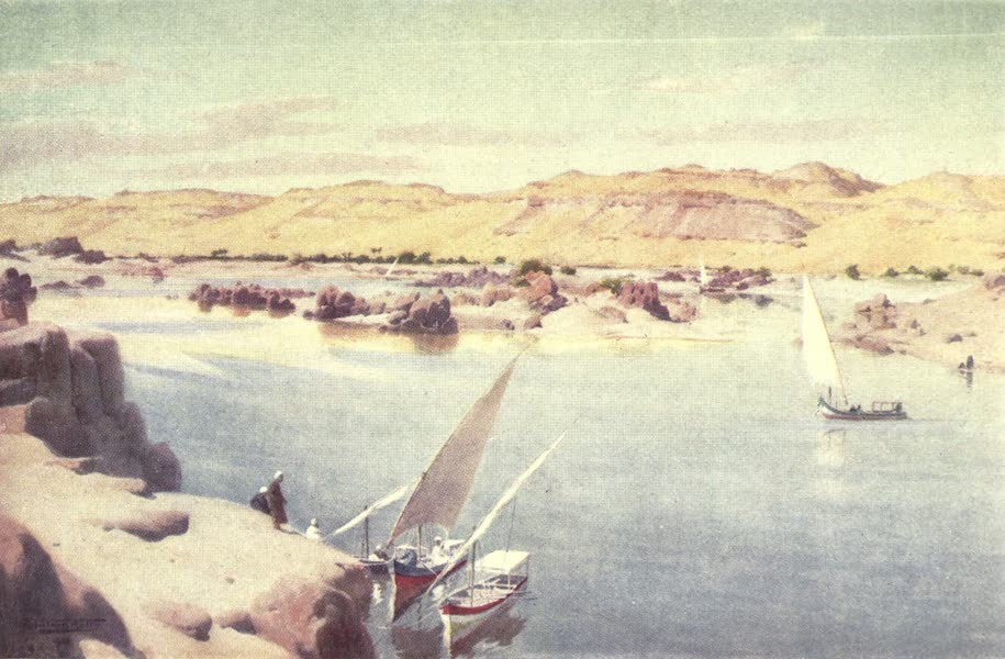 Egypt, Painted and Described - The First Cataract (1902)