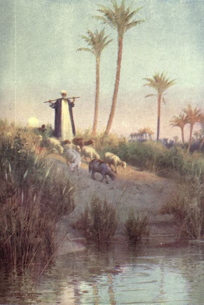 Egypt, Painted and Described - By Still Waters (1902)