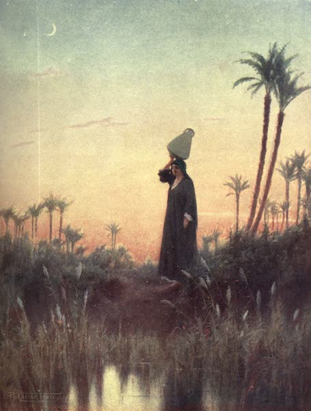 Egypt, Painted and Described - Rachel (1902)