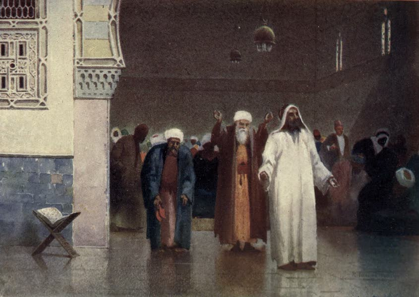 Egypt, Painted and Described - Prayer (1902)