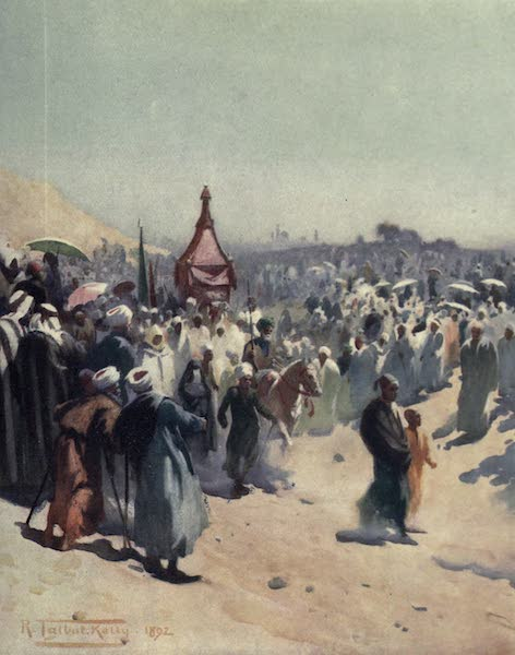 Egypt, Painted and Described - Return of the Mahmal (1902)