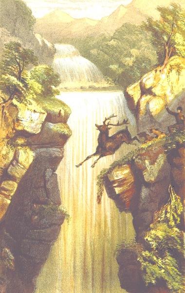 Eight Years' Wanderings in Ceylon - The Last Plunge (1855)