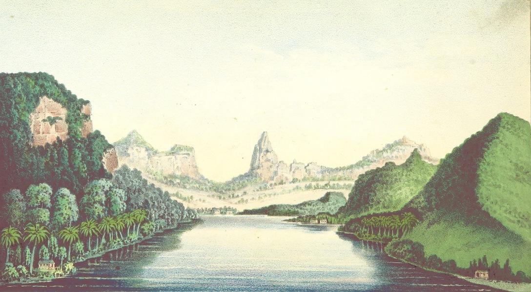 Eine Reise um die Welt von Westen nach Osten durch Sibirien - Taleu auf der Insel Eimeo (1854)