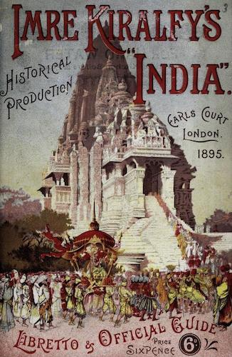 English - Empire of India Exhibition