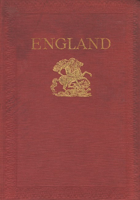 England - Front Cover (1914)