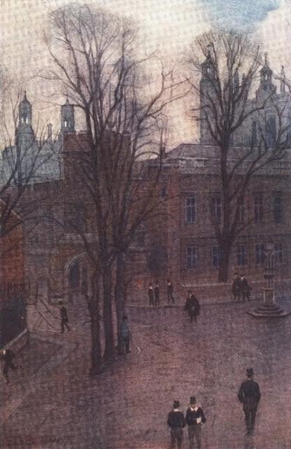 England - Eton Upper School (1914)