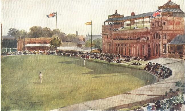 England - Cricket at