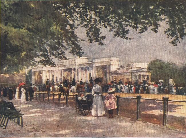 England - Hyde Park, London (1914)