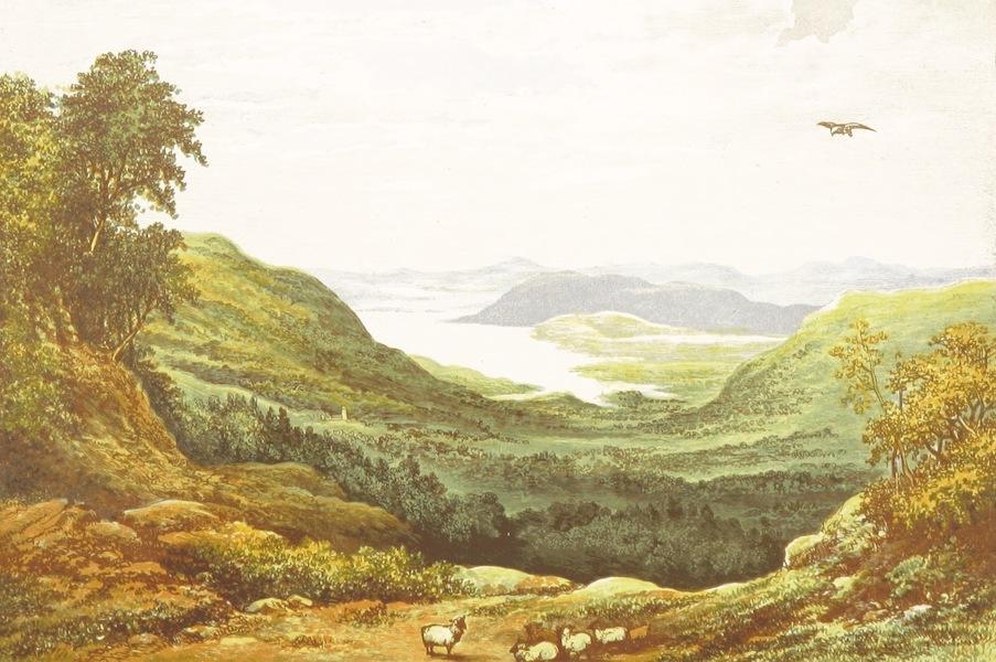 English Lake Scenery - Windemere and Esthwaite (1880)