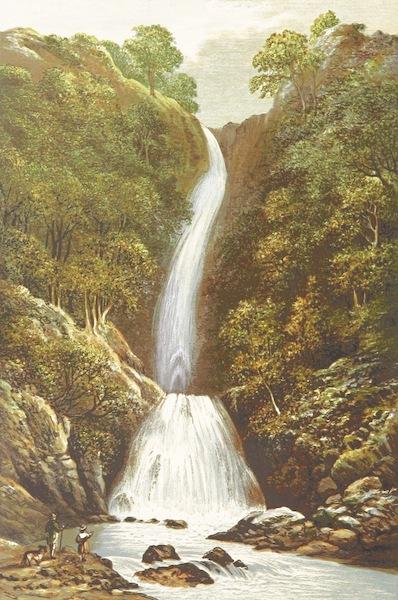 English Lake Scenery - Scale Force (1880)