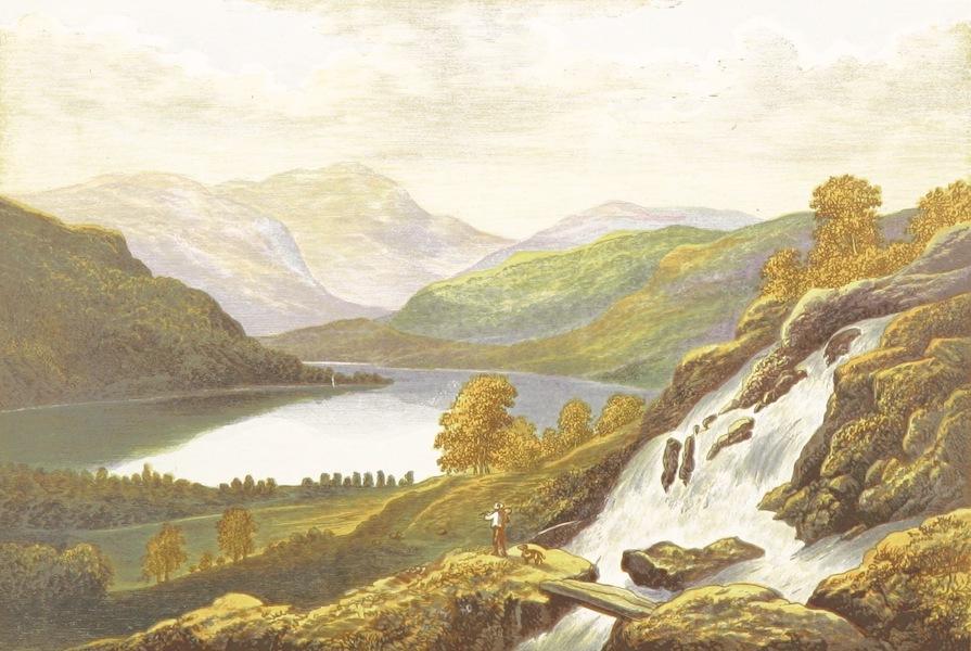 English Lake Scenery - Hawes Water (1880)