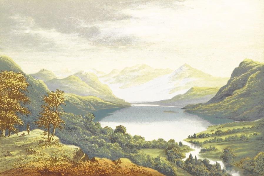 English Lake Scenery - Crummock Water (1880)