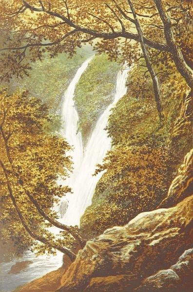 English Lake Scenery - Stock Gill Force (1880)