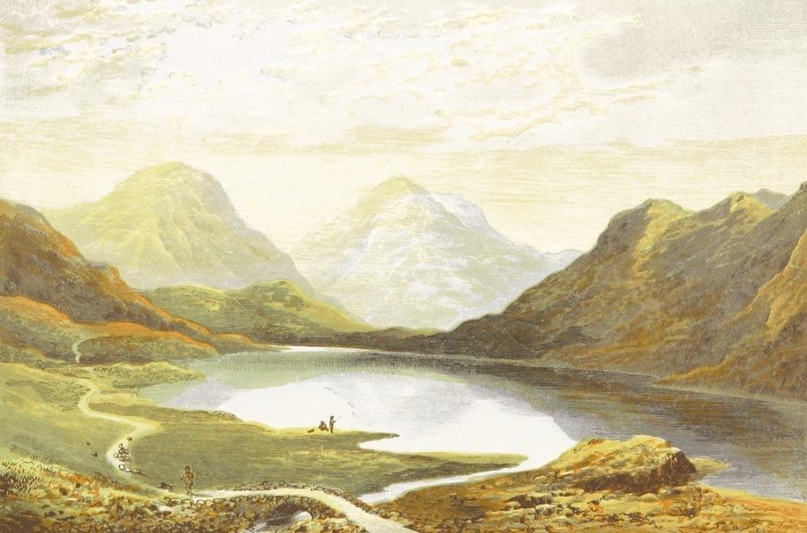 English Lake Scenery - Wast Water (1880)