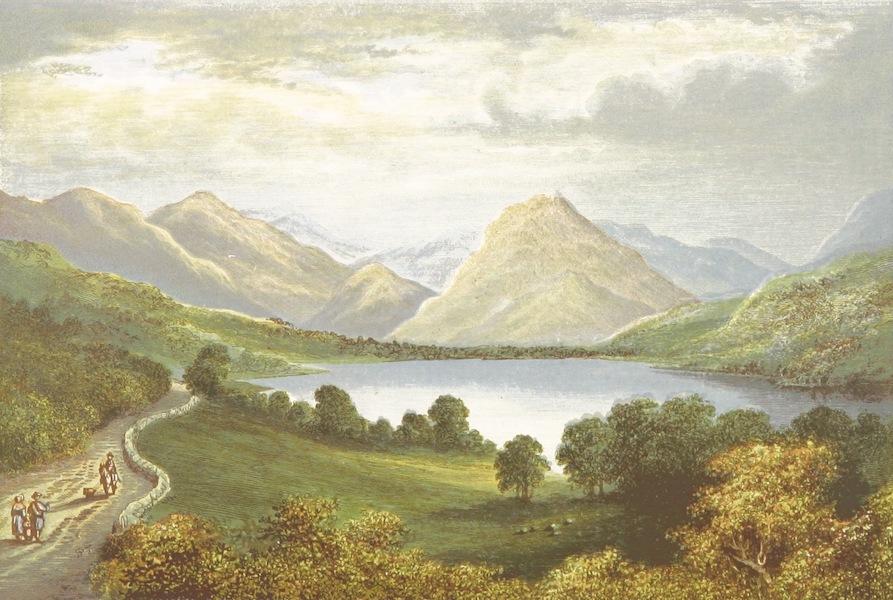 English Lake Scenery - Lowes Water (1880)