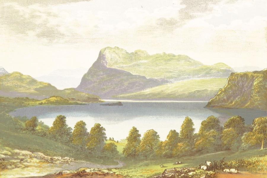 English Lake Scenery - Ennerdale Water (1880)