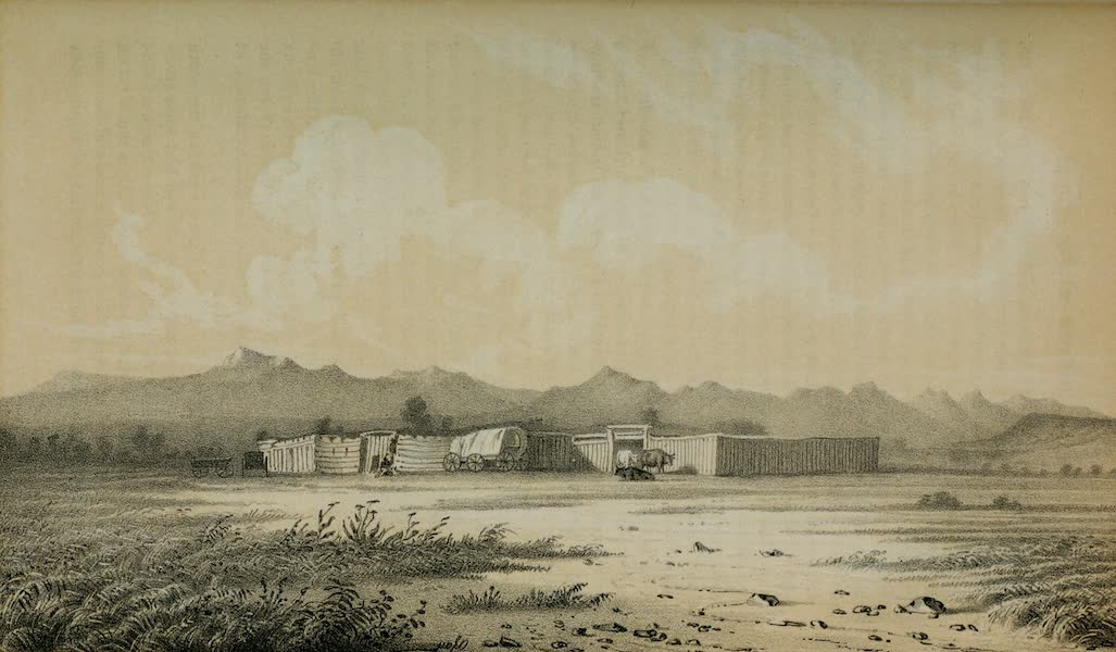 Exploration and Survey of the Valley of the Great Salt Lake of Utah - Fort Bridger (1852)