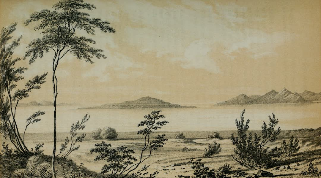 Exploration and Survey of the Valley of the Great Salt Lake of Utah - Carrington's Island (1852)