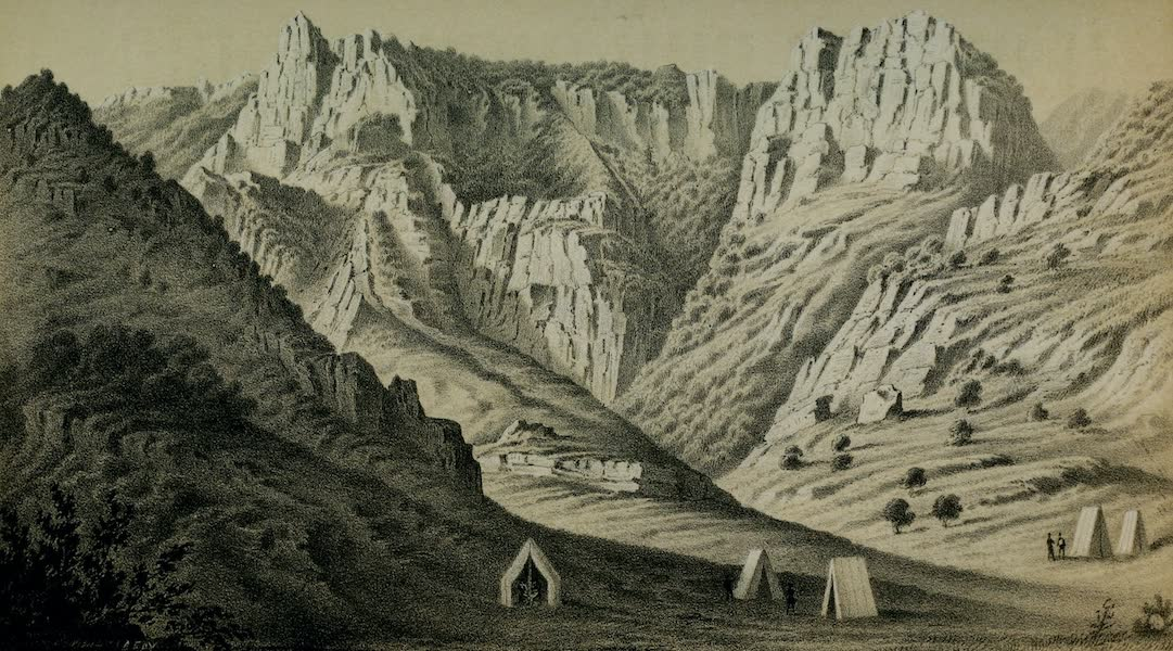 Exploration and Survey of the Valley of the Great Salt Lake of Utah - East Side of Stansbury's Island (1852)