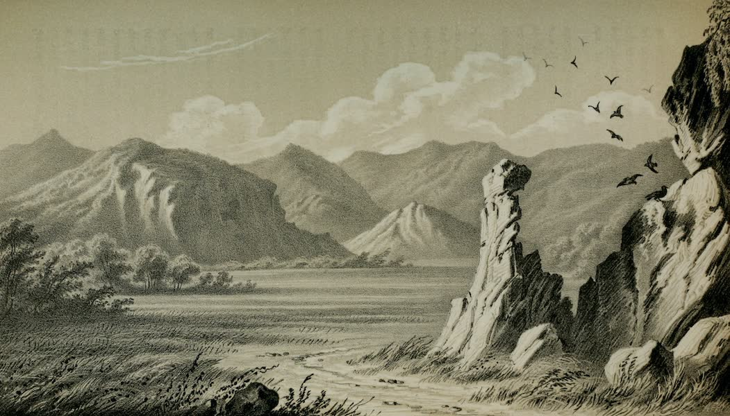 Exploration and Survey of the Valley of the Great Salt Lake of Utah - Entrance to the Valley of the Weber (1852)