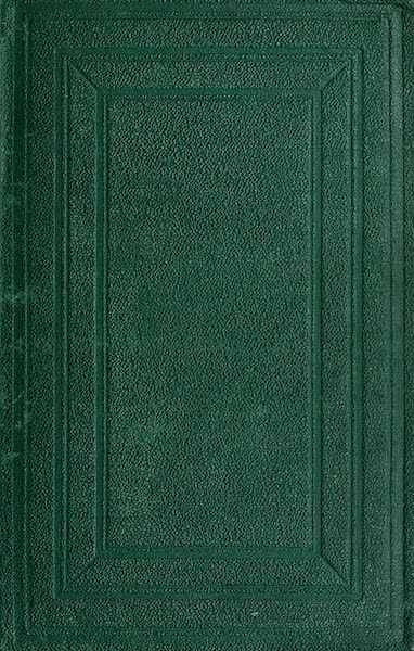 Explorations in the Interior of the Labrador Peninsula Vol. 1 - Front Cover (1863)