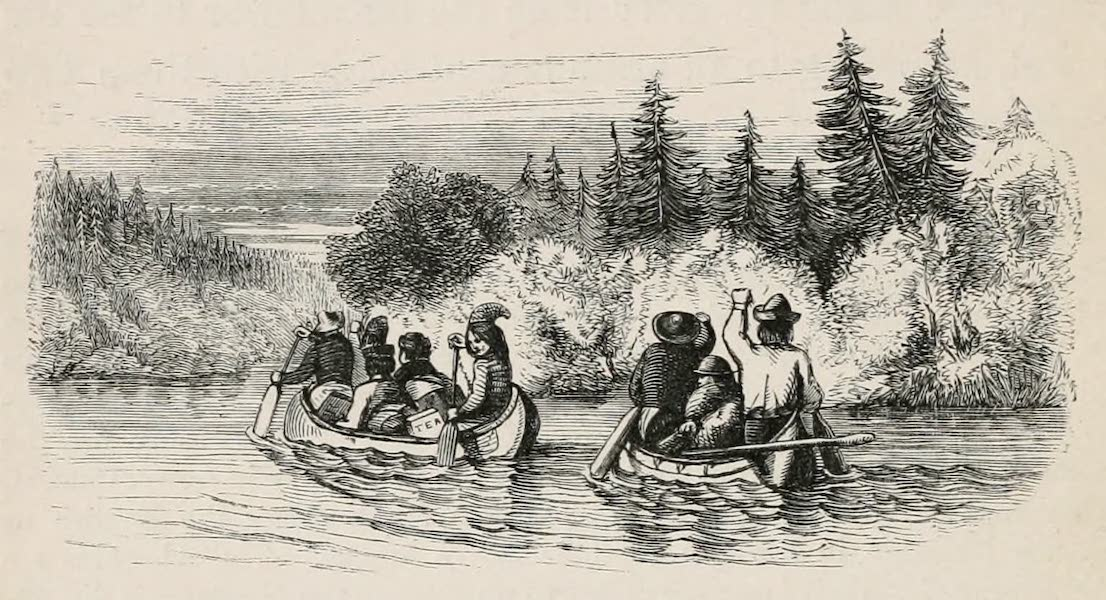 Explorations in the Interior of the Labrador Peninsula Vol. 1 - The Start (1863)