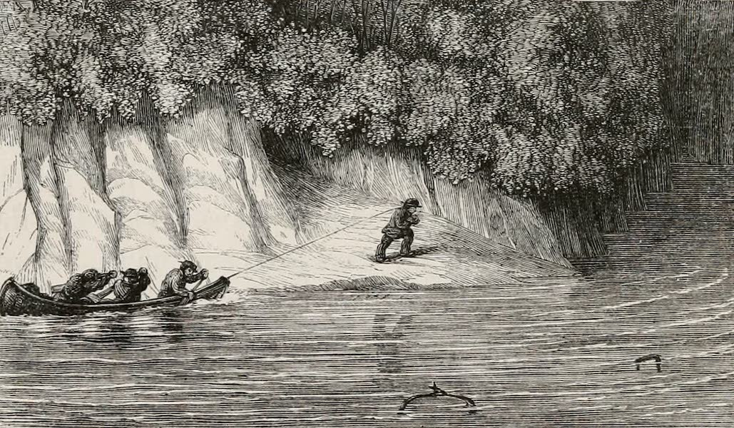 Explorations in the Interior of the Labrador Peninsula Vol. 1 - Tracking up the First Gorge (1863)