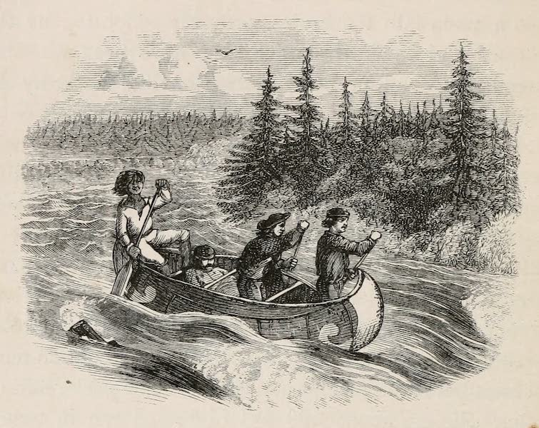 Explorations in the Interior of the Labrador Peninsula Vol. 1 - Descending the Nipisis (1863)