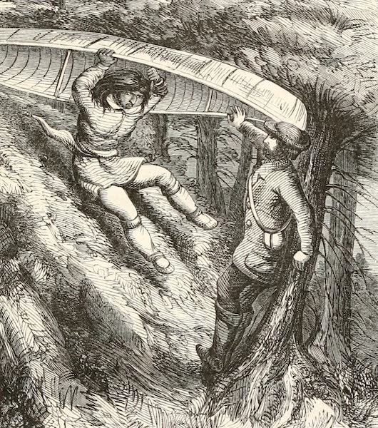 Explorations in the Interior of the Labrador Peninsula Vol. 1 - Almost an Accident (1863)