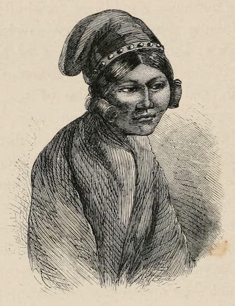Explorations in the Interior of the Labrador Peninsula Vol. 1 - A Montagnais Squaw (1863)