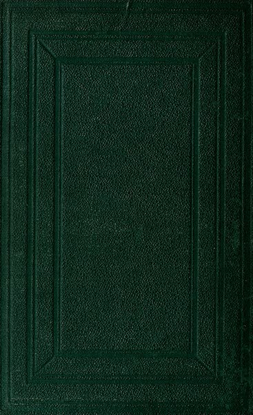 Explorations in the Interior of the Labrador Peninsula Vol. 1 - Back Cover (1863)