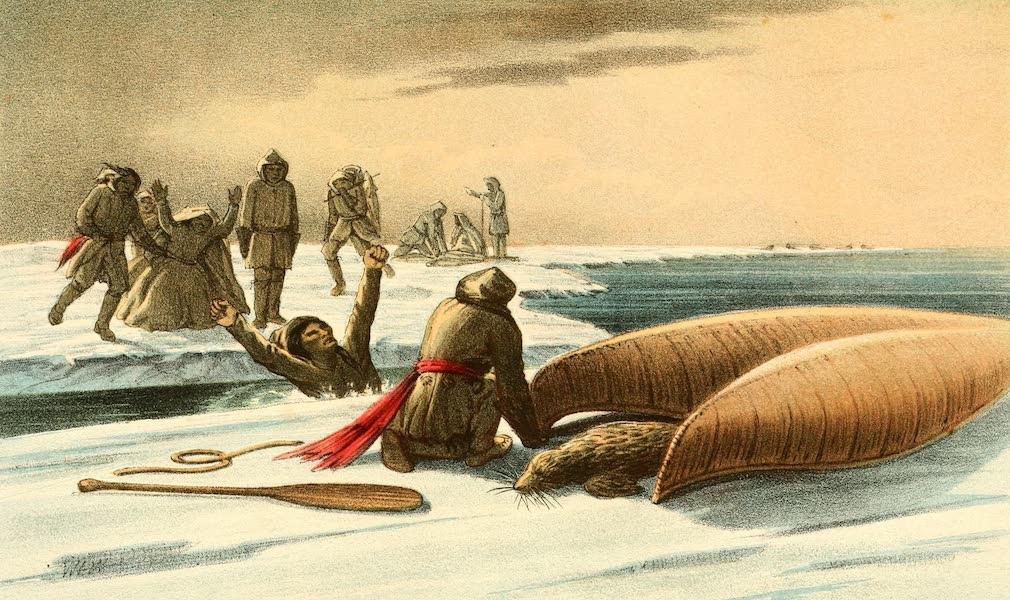 Explorations in the Interior of the Labrador Peninsula Vol. 2 - Seal Hunting in the Gulf (1863)