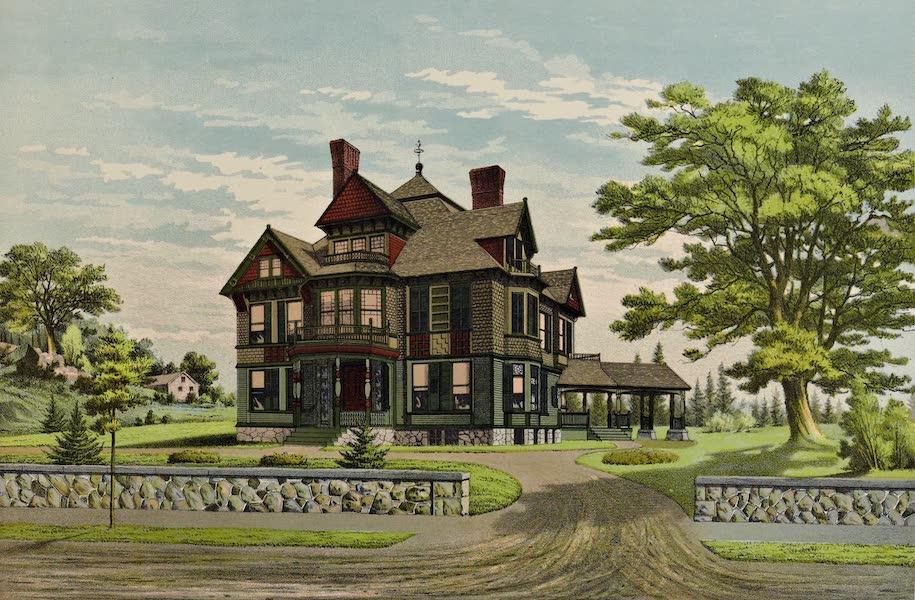 Exterior Decoration - Plate I (1885)