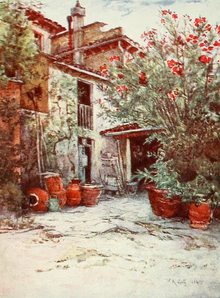 Florence & Some Tuscan Cities Painted and Described - A Tuscan Farm (1905)