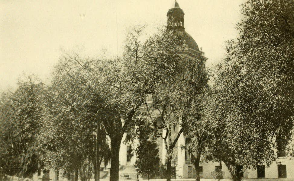 Florida, the Land of Enchantment - The State House, Tallahassee (1918)
