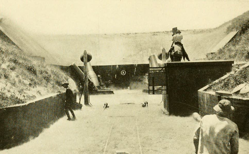 Florida, the Land of Enchantment - In Old Fort Pickens (1918)