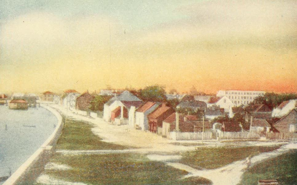 Florida, the Land of Enchantment - Old St. Augustine (1918)