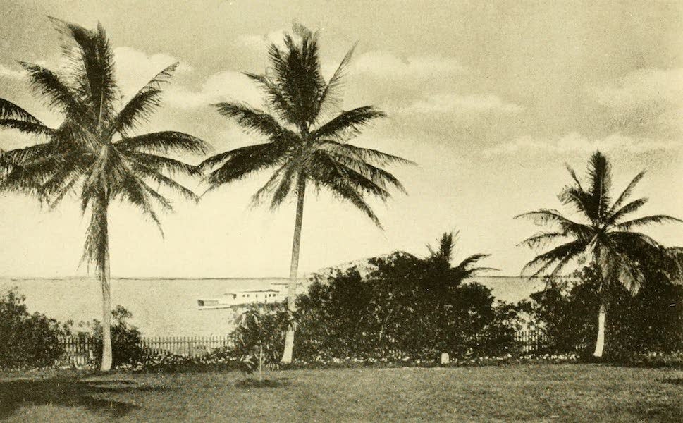 Florida, the Land of Enchantment - Biscayne Bay, Miami (1918)