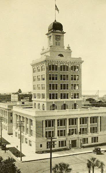 Florida, the Land of Enchantment - The City Hall, Tampa (1918)