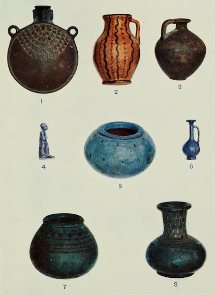 Forged Egyptian Antiquities - Porcelain, Wood and Glass (1912)