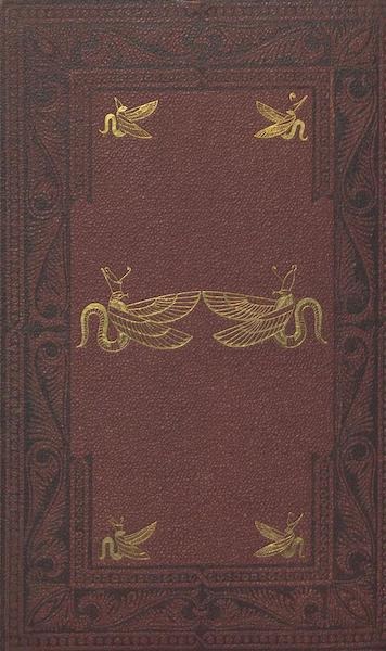 Four Months in a Dahabeeh - Front Cover (1863)