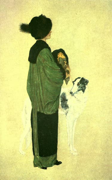 France by Gordon Home - The chic Frenchwoman (1918)