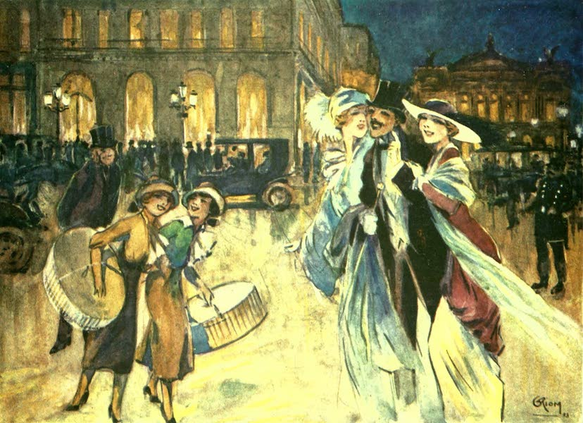 France by Gordon Home - The Heart of Fashionable Paris (1918)
