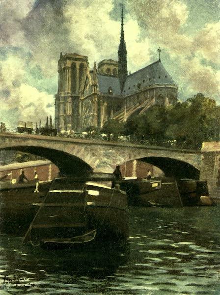 France by Gordon Home - The Centre of Paris (1918)