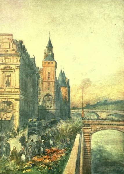 France by Gordon Home - Le Palais de Justice (1918)