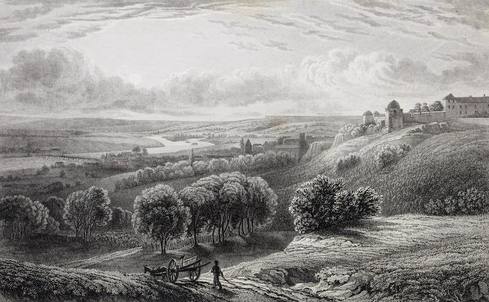 French Scenery - St. Germain-en-laye (1822)